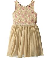 Nanette Lepore Kids - Novelty Lurex Mesh Dress (Little Kids/Big Kids)