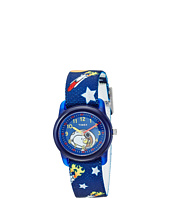Timex - Time Machines Analog X Peanuts Elastic Fabric Strap