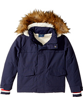 Toobydoo - Fleece Lined Parka Jacket (Toddler/Little Kids/Big Kids)
