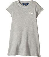 Polo Ralph Lauren Kids - French Terry T-Shirt Dress (Little Kids)