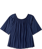 Polo Ralph Lauren Kids - Pleated Jersey Top (Little Kids/Big Kids)