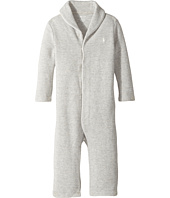 Ralph Lauren Baby - French-Rib Cotton Coverall (Infant)