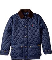 Polo Ralph Lauren Kids - Quilted Barn Jacket (Big Kids)