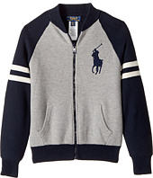 Polo Ralph Lauren Kids - Reversible Cotton Sweater (Big Kids)