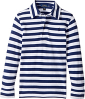 Polo Ralph Lauren Kids - Featherweight Cotton Polo (Little Kids/Big Kids)