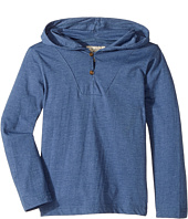 Lucky Brand Kids - Long Sleeve Popover Hoodie (Little Kids/Big Kids)