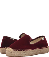 Soludos - Velvet Smoking Slipper