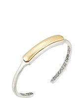 The Sak - Small Metal Inlay Cuff Bracelet