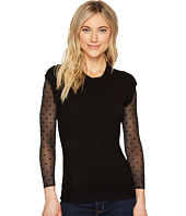 Spanx - Sheer Long Sleeve Bodysuit