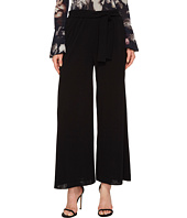 FUZZI - Solid Belted Karate Pants Cover-Up