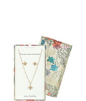 Vera Bradley - Sparkling Star Earrings & Necklace Set
