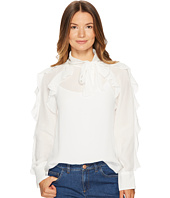 See by Chloe - Silk Neck Tie Blouse