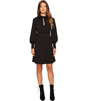 See by Chloe - Crepe Dress with Neck Tie