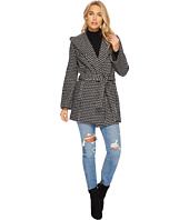 Jack by BB Dakota - Ilora Basket Weave Hooded Jacket