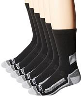 Carhartt - 6-Pack Force Performance Work Crew Socks