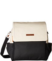 petunia pickle bottom - Glazed Color Block Abundance Boxy Backpack