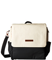 petunia pickle bottom - Glazed Color Block Boxy Backpack