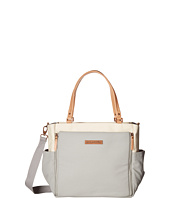 petunia pickle bottom - Glazed Color Block City Carryall