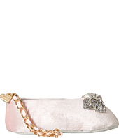 Betsey Johnson - Velvet Ballet Slipper