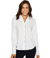 Calvin Klein - Oxford Top with Piping