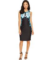 Calvin Klein - Printed Sheath Dress