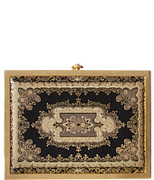 Alice + Olivia - Darla Embossed Box Clutch