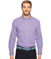 Vineyard Vines - Foggy Coast Gingham Slim Tucker Shirt