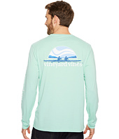 Vineyard Vines - Long Sleeve Rowing Pocket Tee