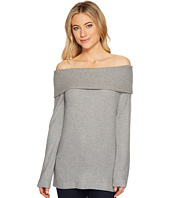 Three Dots - Corey Off Shoulder Sweater
