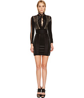 Pierre Balmain - Victorian Lace Long Sleeve Dress
