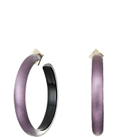 Alexis Bittar - Large Hoop Earrings
