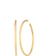 Steve Madden - Open Hoop Post Earrings