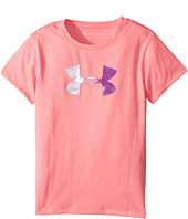 Under Armour Kids - Foil Big Logo Tee (Little Kids)