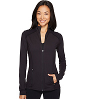 Ivanka Trump - Active Zip-Up Jacket with Mesh Shoulder Patch