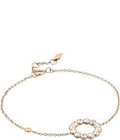 Fossil - Glitz Ring Chain Bracelet