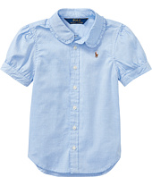 Polo Ralph Lauren Kids - Solid Oxford Shirt (Little Kids)