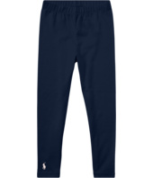 Polo Ralph Lauren Kids - Solid Jersey Leggings (Little Kids)