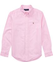 Polo Ralph Lauren Kids - Cotton Oxford Sport Shirt (Big Kids)