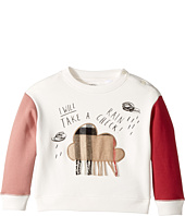 Burberry Kids - Rain Check Sweat (Infant/Toddler)