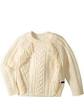 Burberry Kids - Rib Jumper (Little Kids/Big Kids)