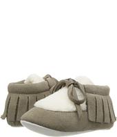 Burberry Kids - NB Shearling Shoe (Infant/Toddler)