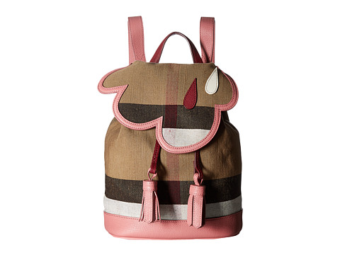 Burberry Kids Mini Backpack at Luxury.Zappos.com