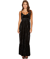 ROMEO & JULIET COUTURE - Crushed Velvet Maxi Dress