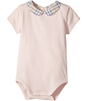Burberry Kids - Bodysuit with Ruffle Collar (Infant/Toddler)