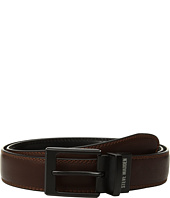 Steve Madden - 35mm Smooth Dress Reversible Belt