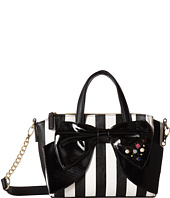 Betsey Johnson - Double Zip Satchel
