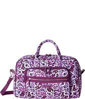 Vera Bradley Luggage - Iconic Compact Weekender Travel Bag