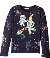Dolce & Gabbana Kids - Spaceman T-Shirt (Toddler/Little Kids)