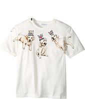 Dolce & Gabbana Kids - Dog T-Shirt (Big Kids)