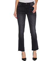Jag Jeans - Haven Ankle Flare Pants in Black/Undone Hem